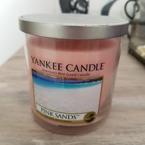 Pink Sands Yankee Candle Beach Scented